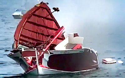 Boat Bomb